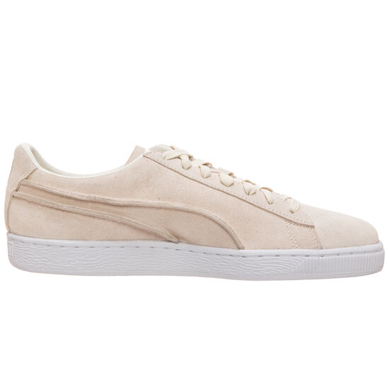 Suede Classic Exposed Seams Sneaker, Beige, zoom bei OUTFITTER Online