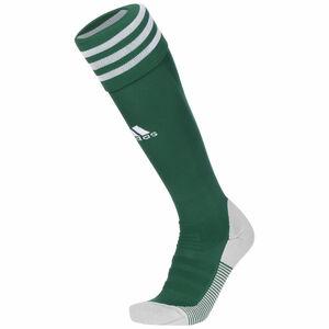 Adi Sock 18 Sockenstutzen, grün / weiß, zoom bei OUTFITTER Online