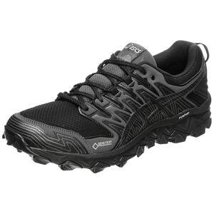 GEL-FujiTrabuco 7 G-TX Trail Laufschuh Herren, schwarz / grau, zoom bei OUTFITTER Online