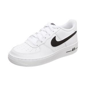 Air Force 1-3 Sneaker Kinder, schwarz / weiß, zoom bei OUTFITTER Online