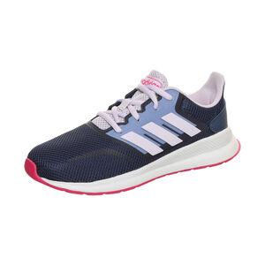 Runfalcon Laufschuh Kinder, blau / pink, zoom bei OUTFITTER Online