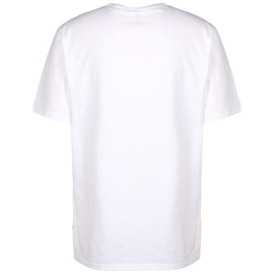 Embroidered Star Chevron T-Shirt Herren, weiß, zoom bei OUTFITTER Online