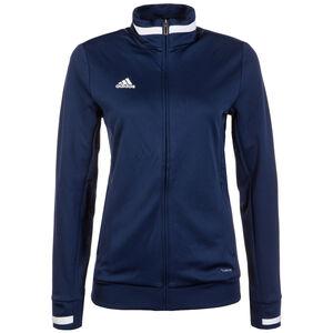 Team 19 Trainingsjacke Damen, blau / weiß, zoom bei OUTFITTER Online