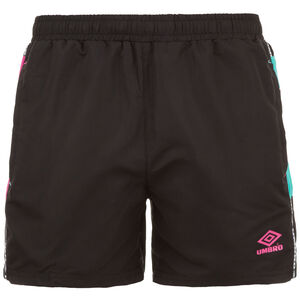 Horizon Swim Short Herren, schwarz / pink, zoom bei OUTFITTER Online