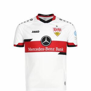 VfB Stuttgart Trikot Home 2021/2022 Kinder, weiß / rot, zoom bei OUTFITTER Online