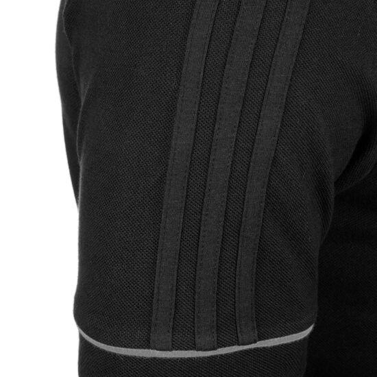 Tiro 17 Poloshirt Herren, schwarz / grau, zoom bei OUTFITTER Online
