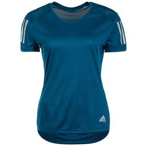 Own The Run Laufshirt Damen, blau, zoom bei OUTFITTER Online