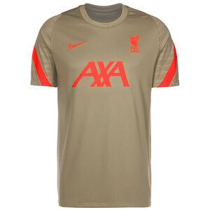 FC Liverpool Strike Trainingsshirt Herren, braun / rot, zoom bei OUTFITTER Online