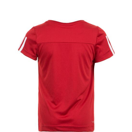 Equipment T-Shirt Kinder, rot / weiß, zoom bei OUTFITTER Online