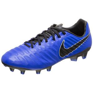 Tiempo Legend VII Pro FG Fußballschuh Herren, blau / schwarz, zoom bei OUTFITTER Online