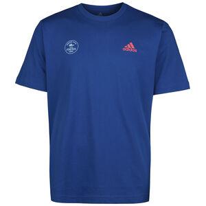 Snack Photo T-Shirt Herren, blau, zoom bei OUTFITTER Online