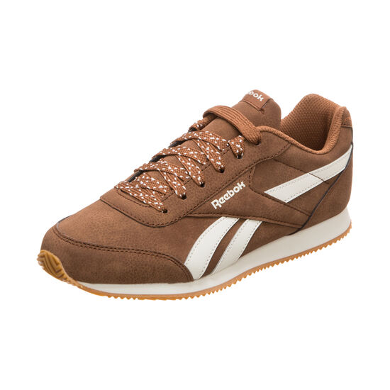 Royal Classic Jog Sneaker Kinder, braun, zoom bei OUTFITTER Online