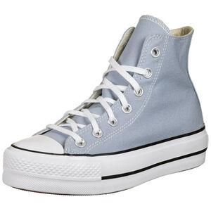 Chuck Taylor All Star Platform High Sneaker Damen, hellblau / weiß, zoom bei OUTFITTER Online