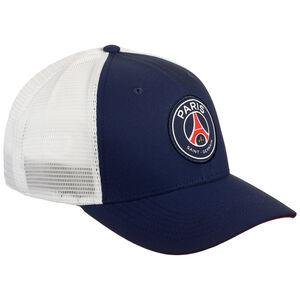 Paris St.-Germain AeroBill Classic99 Trucker Cap, dunkelblau / weiß, zoom bei OUTFITTER Online