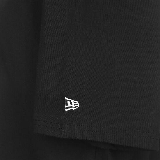 NBA Wordmark Logo Los Angeles Lakers T-Shirt Herren, schwarz / lila, zoom bei OUTFITTER Online