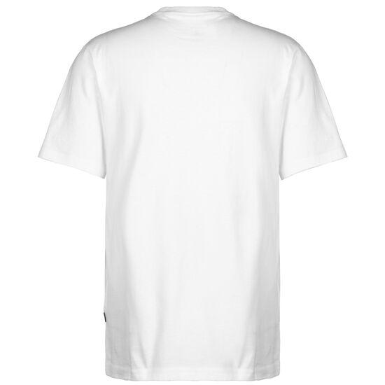 Left Chest Star Chevron T-Shirt Herren, weiß, zoom bei OUTFITTER Online