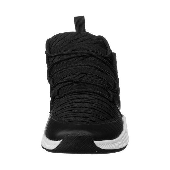 Formula 23 Low BG Basketballschuhe Kinder, schwarz / dunkelgrau, zoom bei OUTFITTER Online