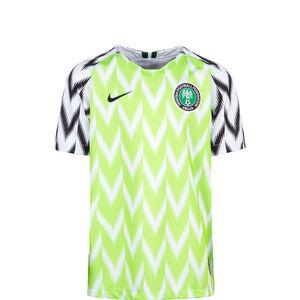 Nigeria Trikot Home Stadium 2019 Kinder, grün / weiß, zoom bei OUTFITTER Online