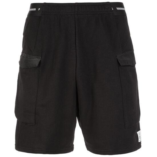FtblNXT Casuals Short Herren, schwarz / grau, zoom bei OUTFITTER Online