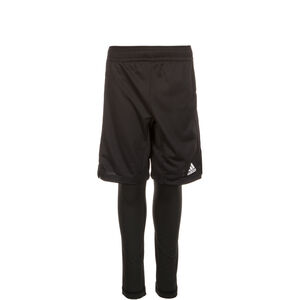 Condivo 18 2-in-1 Trainingshose Kinder, Schwarz, zoom bei OUTFITTER Online