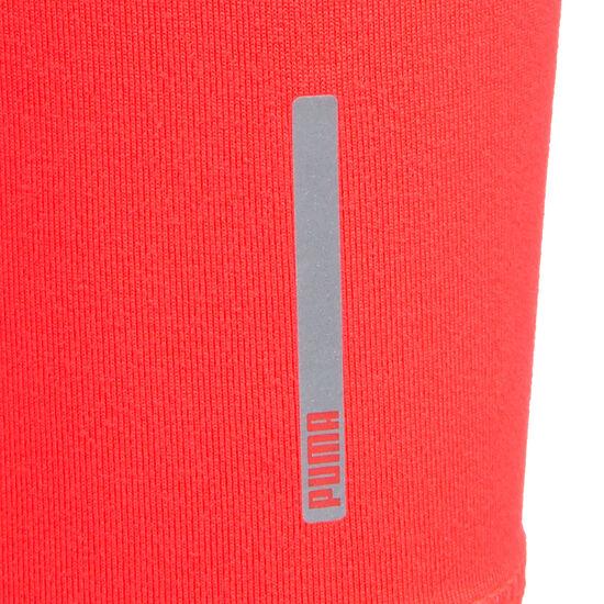 Logo 7/8 Tight Leggings Damen, schwarz / pink, zoom bei OUTFITTER Online