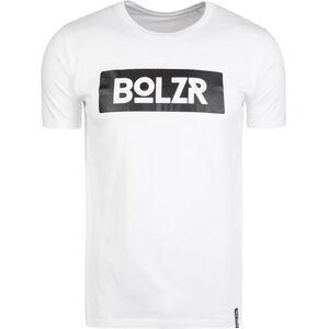 T-Shirt Herren, weiß / schwarz, zoom bei OUTFITTER Online