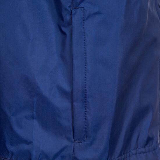 Core 18 Regenjacke Kinder, dunkelblau / weiß, zoom bei OUTFITTER Online