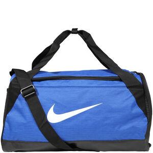 Brasilia Duffel Sporttasche Small, blau / schwarz, zoom bei OUTFITTER Online
