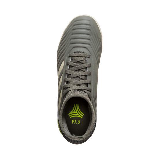 Predator 19.3 Indoor Fußballschuh Kinder, oliv / beige, zoom bei OUTFITTER Online