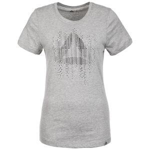 Motion Dot Crew Trainingsshirt Damen, grau, zoom bei OUTFITTER Online