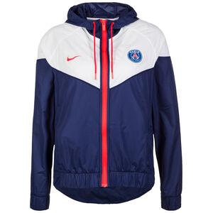 Paris St.-Germain Windrunner Kapuzenjacke Damen, Blau, zoom bei OUTFITTER Online