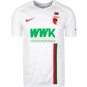 FC Augsburg Trikot Home Stadium 2018/2019 Herren, Weiß, zoom bei OUTFITTER Online