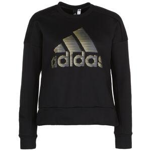 ID Glam Sweatshirt Damen, schwarz, zoom bei OUTFITTER Online