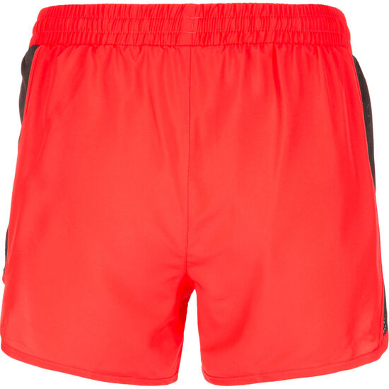 HeatGear Fly-By Laufshort Damen, Orange, zoom bei OUTFITTER Online
