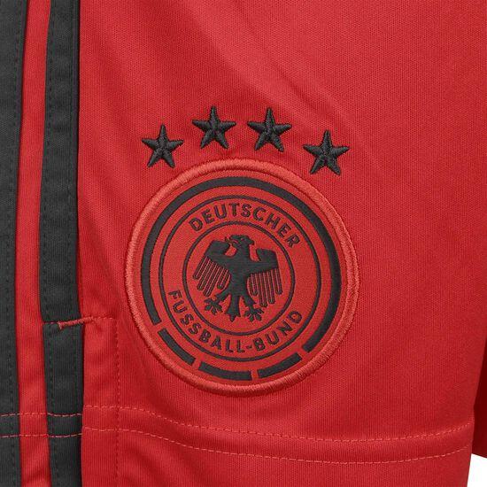 DFB Torwartshort Home EM 2020 Kinder, rot / schwarz, zoom bei OUTFITTER Online