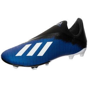 X 19.3 LL FG Fußballschuh Herren, blau / schwarz, zoom bei OUTFITTER Online