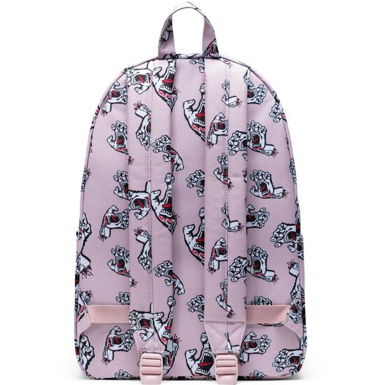 Classic X-Large Rucksack, rosa / bunt, zoom bei OUTFITTER Online