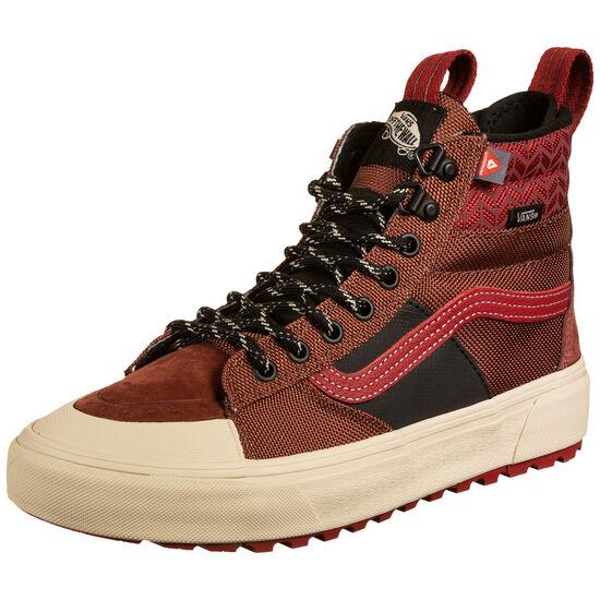 Sk8-Hi MTE 2.0 Sneaker, braun / rot, zoom bei OUTFITTER Online