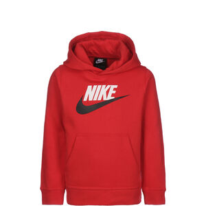 Club Fleece Hoodie Kinder, rot, zoom bei OUTFITTER Online