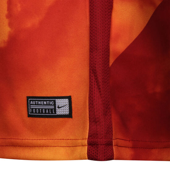 AS Rom Dry Trainingsshirt Herren, orange / rot, zoom bei OUTFITTER Online