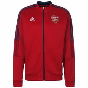 FC Arsenal Anthem Jacke Herren, rot / dunkelblau, zoom bei OUTFITTER Online
