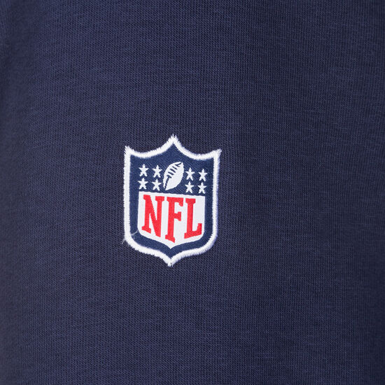 NFL Team Logo New England Patriots Sweatshirt Herren, Blau, zoom bei OUTFITTER Online