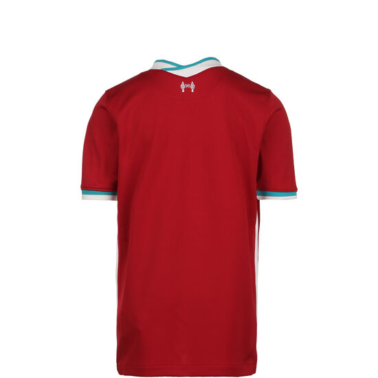 FC Liverpool Trikot Home Stadium 2020/2021 Kinder, rot / weiß, zoom bei OUTFITTER Online