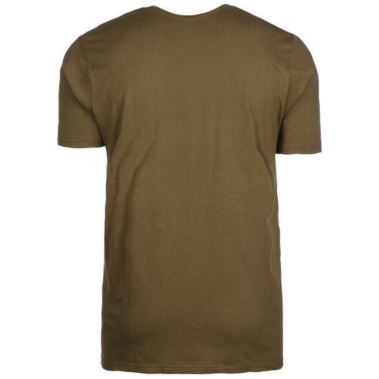 Core Prado T-Shirt Herren, khaki / weiß, zoom bei OUTFITTER Online
