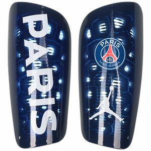 Paris St.-Germain Mercurial Lite Schienbeinschoner, dunkelblau / weiß, zoom bei OUTFITTER Online