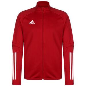 Condivo 20 Trainingsjacke Herren, rot / weiß, zoom bei OUTFITTER Online