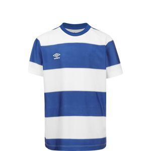 Triumph Fußballtrikot Kinder, blau / weiß, zoom bei OUTFITTER Online