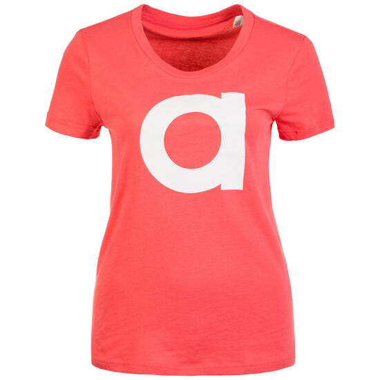 Essentials Brand Trainingsshirt Damen, korall / weiß, zoom bei OUTFITTER Online