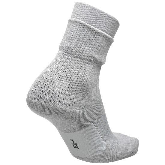 NBA Houston Rockets Courtside Elite Socken, grau / rot, zoom bei OUTFITTER Online