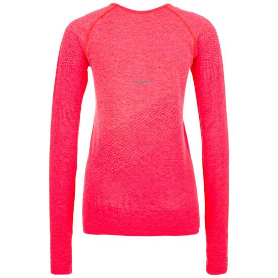 Seamless Texture Lauftop Damen, pink, zoom bei OUTFITTER Online